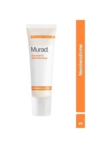 Murad Murad Essential C Night Moisture 50ml Renksiz